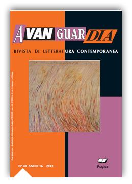 Avanguardia. Rivista di letteratura contemporanea
